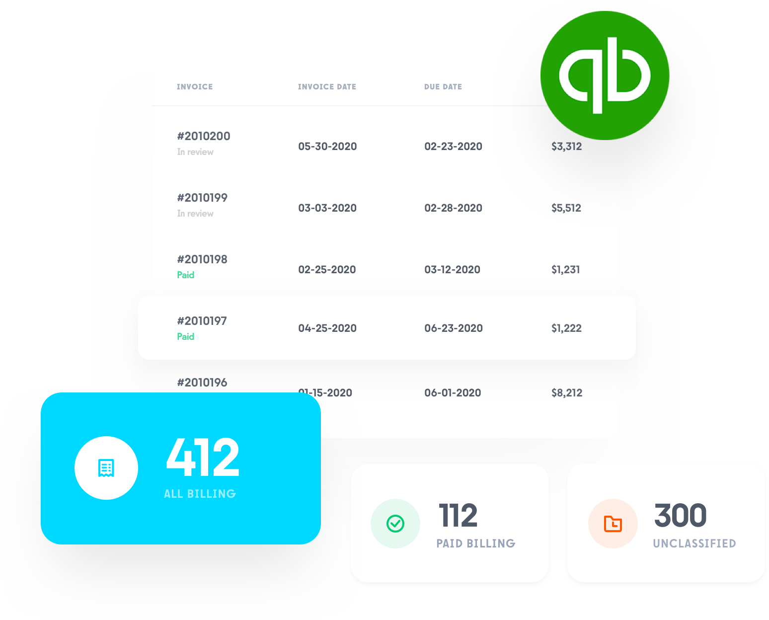 Easy invoicing with system-generated documentation, automatic re-invoicing, rate calculation & driver settlements.